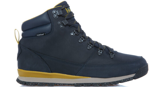 The North Face M's Back-To-Berkeley Redux Leather Urbnvy/Antqmsgn
